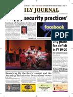 San Mateo Daily Journal 03-22-19 Edition