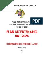 Plan Bicentenario Unt 2024
