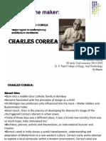 vernacular Architect (CHARLES CORREA) India.pptx