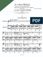 Schubert - A Bela Moleira