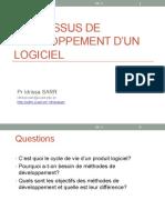 Processus Dev Locigiel