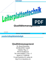Qualitätsmanagement DR Hartm