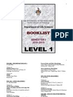 Sem. I 18-19- Level I Booklist 18-19 (002).doc