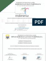 DED Pembuatan Gapura Identitas di Kawasan Wisata Danau Sipin.pdf
