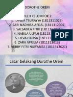 Dorothe Orem