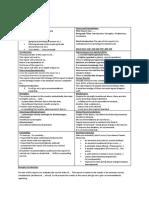 Report Language and Checklist
