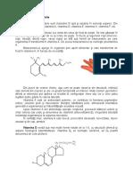 Curs nr. 2 - Vitamine liposolubile.doc