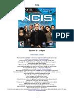 NCIS (PS 3)