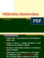 2. Billirubin Metabolism (Prof. Taufiq)