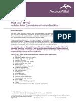 Roq last Data sheet