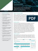 Portnox CORE PB v3 Web