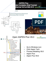 ASPEN Plus (brief tutorial for VLE correlation).pdf