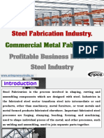 Steel Fabrication Industry