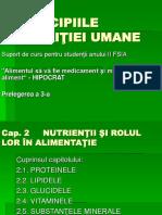 PRINCIPIILE NUTRITIEI UMANE 2 - regie.ppt