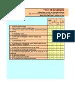 Test Bortner Personalite a 16-7-09