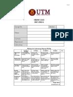 Assessment Rubrics TechWrite