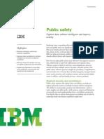 Public Safety Technology