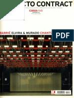 06 | Proyecto Contract | - | 24 | Spain | MC Ediciones | Oficina Central Bancofar | pg. 120-127