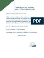 PROYECTO FORMATIVO PRODUCTIVO 2013 CARLOS ALCALDE.docx