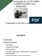 FAL MD1 - Instrução Técnico Operacional