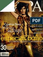 07 | WAPA | - | 24 | Spain | Interview Belinda Tato | pg. 142