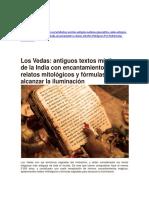 Los Vedas Textos misticos.docx