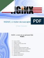 NGiNX, o motor da sua aplicação Web (versão 1.1)