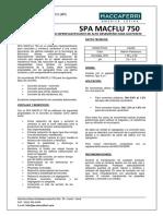 Ht_aditivo Hiperplastificante Spa Macflu 750