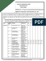 IOCL Western Region 391-Apprentices (Www.marathaJobAlert.com)