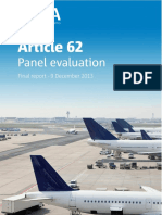 Safety, Article 62. Panel Evaluation