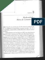 Texto Modernidade e Meios de Comunicação Capítulo 3