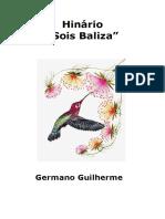 Germano Guilherme - Sois Baliza - Versão Zeladoria