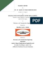 training report- rttc.doc