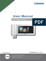 COMMAX CDV-43N(EN) product manual.pdf