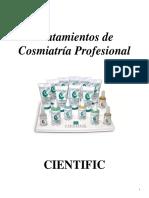 Tratamientos de Cosmiatría Profesional Cientific