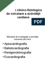 Fiziologia Inimii 2 2009