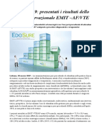 EHRA 2019 Presentati i Risultati Dello Studio Osservazionale EMIT AFVTE