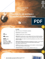 Câmara Setorial de Energia - 21/03/19