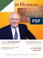 Ken Blanchard. Habilidades Directivas Guía práctica para el ejecutivo de hoy. Gerenciar en el siglo XXI. Los toros vienen como locos....pdf