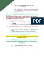 OREMOS POR LOS PROYECTOS DEL PRESENTE AGNO.docx