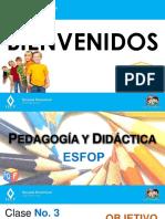 Introducción a La Pedagogía y Didáctica