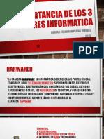 Importancia de Los 3 Pilares Informatica
