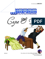 MIRAGE Cape & Epée