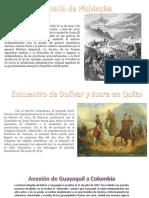 Informe de La 1 y 2 Guerra Mundial