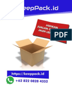 Sales Kit KeepPack Co-Warehousing