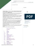 Contabilidad de Costos_ Plan de Cuentas