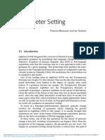7 Parameter Setting