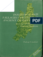 Inference and Fallacies Discussed in Ancient Indian Logic - Pradeep P. Gokhale.pdf