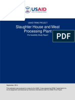 PA00K7ST Slaughterhouse and meat Processing Plant.docx