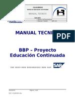 HR-EM-Manual Técnico DHR-EM15 Creación Automatica de Pedido Desde HCM